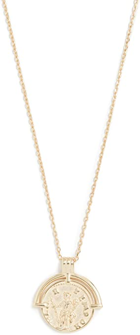 Shashi Women's Armor Necklace