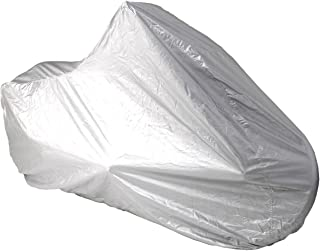 Coverking/MODA UMXCRSRE62 Universal Fit All-Weather Waterproof Motorcycle Cover Cruiser - (Silverguard)