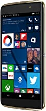 Alcatel IDOL 4S Windows 10 OS 5.5 Inch FHD GSM Unlocked 64GB 21MP Camera Smartphone with Advanced Security Fingerprint Sca...