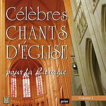 Célèbres chants d'église pour la liturgie, Vol. 1