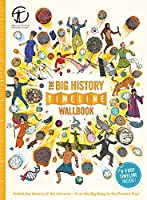 The Big History Timeline Wallbook: Unfold the History of the Universe-- from the Big Bang to the Present Day!