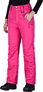 Best slalom youth insulated ski pants Reviews