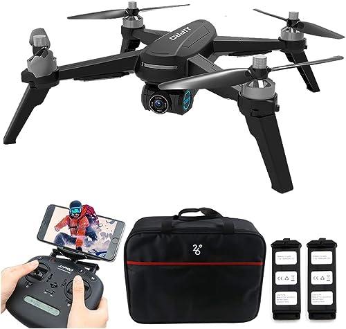 tiempo libre Goolsky JJR   C JJPRO JJPRO JJPRO X5 EPIK GPS RC Drone con cámara 1080P 5G WiFi Maleta Bolso sin escobillas Motor con 2 baterías  Entrega gratuita y rápida disponible.