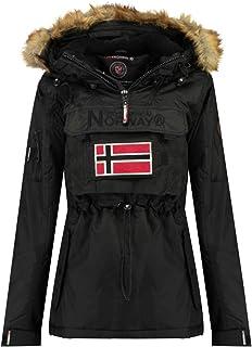 Geographical Norway Parka da donna Destine