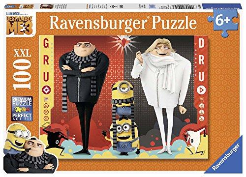 Ravensburger 10962 Minions Gru und Dru Kinderpuzzle