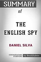 Summary of The English Spy by Daniel Silva: Conversation Starters