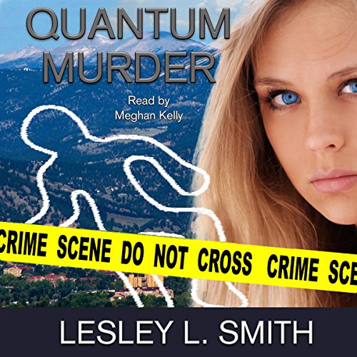 Quantum Murder audiobook cover art