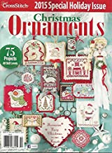 Just Cross Stitch 2015 CHRISTMAS ORNAMENTS Special Holiday Issue