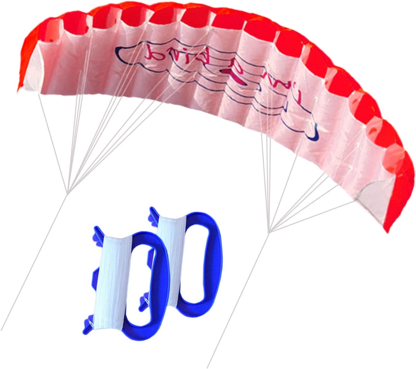Dual Line Traction Kite Selling rankings Surfing Parafoil Las Vegas Mall Para Stunt Trainer