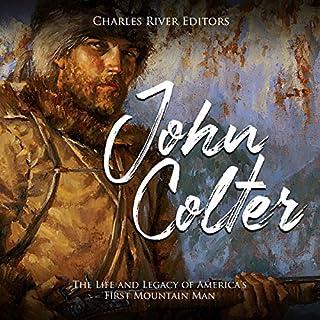 John Colter audiobook cover art