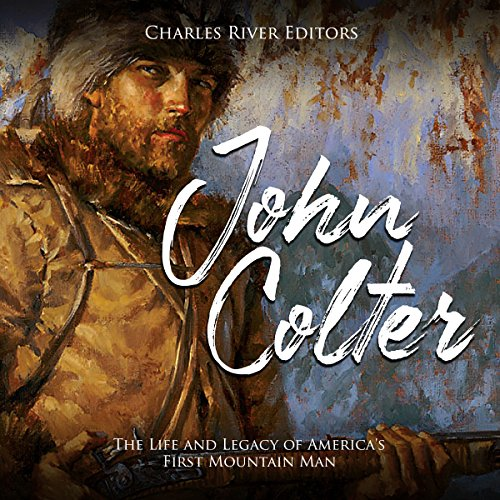 John Colter  By  cover art