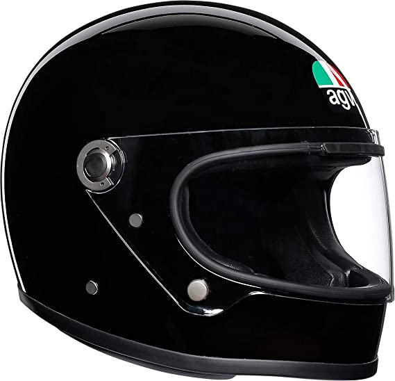 Integral Helm Agv Legends X3000 Invictus Weiß Schwarz