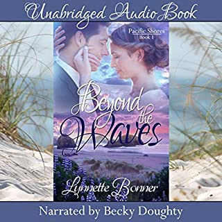 Beyond the Waves audiobook cover art