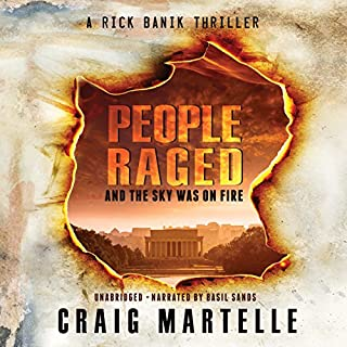 People Raged and the Sky Was on Fire audiobook cover art
