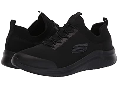 SKECHERS Ultra Flex 2.0 Fedik (Black/Black) Men