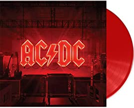 PWR/UP - Exclusive Limited Edition Opaque Red Colored Vinyl LP