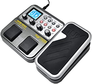 NUX MG-100 Multi Effects Pedal 56 Drum Rhythms,40 Seconds...