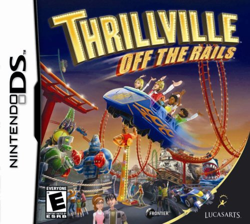 Thrillville: Off the Rails by LucasArts