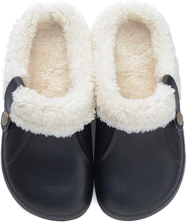Kyle Walsh Pa Women Men Waterproof Slippers Warm Indoor Slipper Antiskid Woman House Slippers Winter Home shoes Plus Size