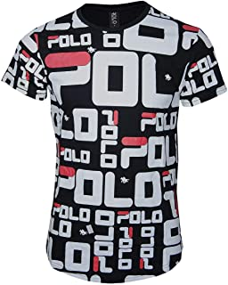 Camiseta com Estampa em Silk Juvenil