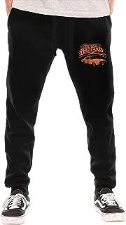 Dukes of Hazzard General Lee Men's Active Basic Jogger Fleece Pants