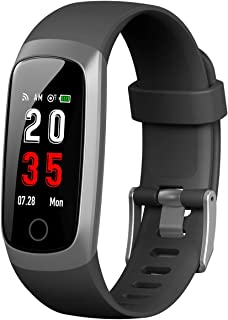 comprar comparacion iPosible Pulsera Actividad, Reloj Inteligente Mujer Hombre con Pulsómetro Presión Arterial Pulsera Inteligente con Cronóme...