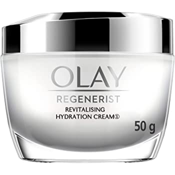 Olay Regenerist Advanced Anti-Ageing Revitalising Hydration Skin Cream Moisturizer, SPF 15, 50g