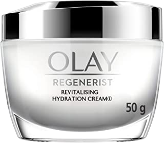 Olay Regenerist Advanced Anti-Ageing Revitalising Hydration Skin Cream Moisturizer, SPF 15, 50g