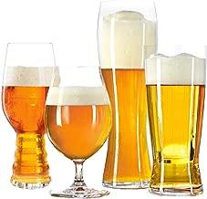 Spiegelau 4991695 Classic Tasting Kit Beer Glasses Set of 4, 4 Piece