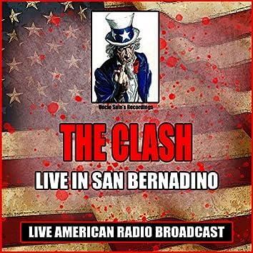 Live In San Bernadino (Live)