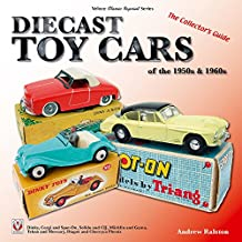 Diecast Toy Cars of the 1950s & 1960s: The Collector s Guide (Veloce Classic Reprint)