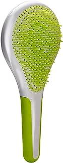 Michel Mercier Spa Brush - Detangling Hair Brush for Wet or Dry Hair (Normal Hair - Green)