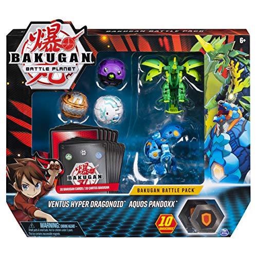 BTB Battle 5 Pack - 11 NBL, Multicolor