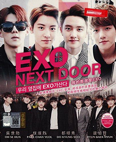 Exo Next Door (3-DVD Set, Korean TV Drama, English Sub)