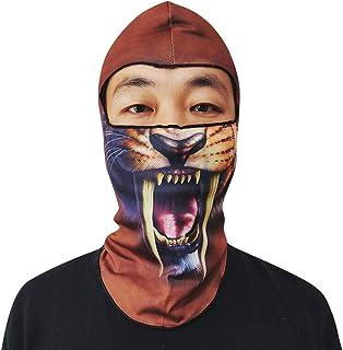Mefashion Animal Balaclava Face Mask for Cycling Outdoor Ski Snowboarding Music