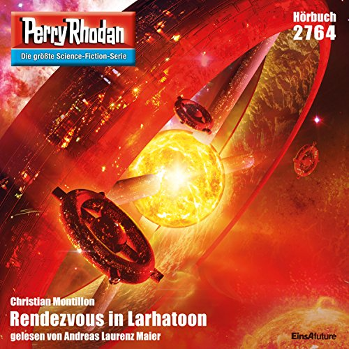 Rendezvous in Larhatoon cover art