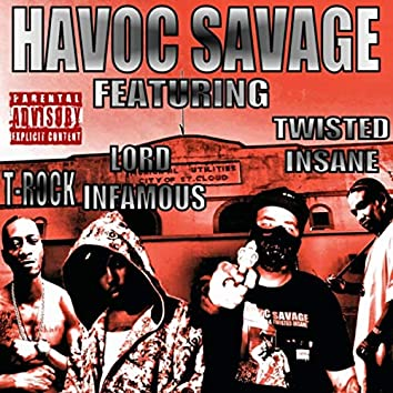 Catch a Feeling (feat. Lord Infamous, T-Rock & Twisted Insane)