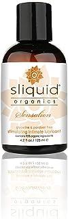 Sliquid Organics sensations stimulerande gligel, 1-pack (1 x 125 ml)