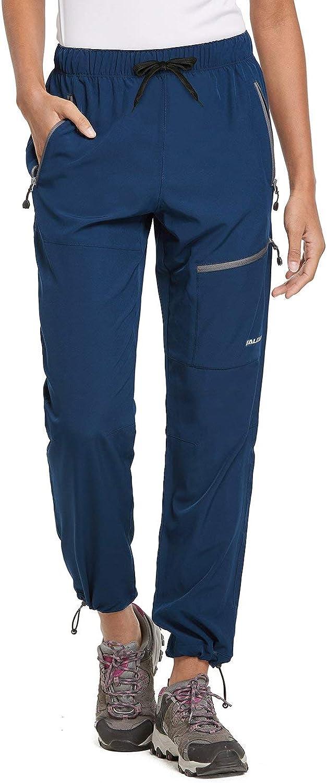 BALEAF Women's Hiking Max 54% OFF Cargo Pants Capris Wat Lightweight Outdoor Popular brand