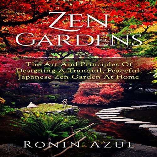 Zen Gardens audiobook cover art