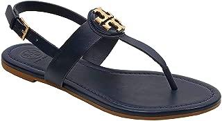 Bryce Flat Thong Sandal Veg Leather