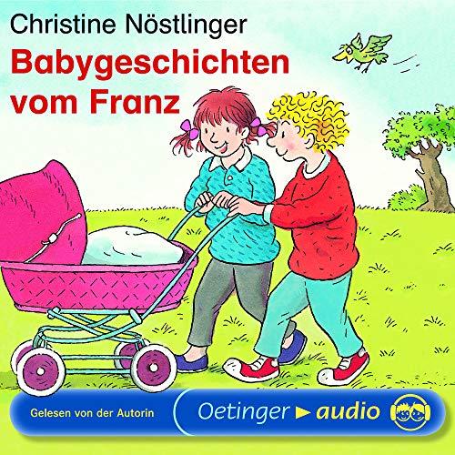 Babygeschichten vom Franz Titelbild
