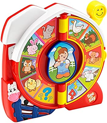 Fisher-Price See 'n Say Farmer Says [Amazon Exclusive]