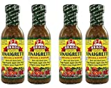 Bragg Dressing & Marinade Vinaigrette Organic 12 oz (Pack of 4)