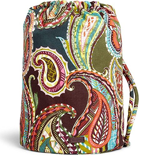 Vera Bradley Iconic Ditty Bag in Heirloom Paisley Signature Cotton