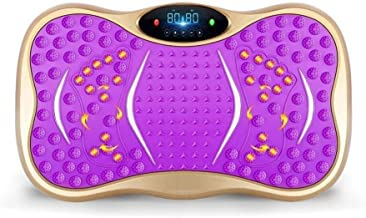 Vibration Platform Machines with Remote Control Bluetooth Music Magnet Massage Shiatsu Massage A Vibrating Machine for Home Fitness and Weight Loss kyman Estimated Price : £ 329,95