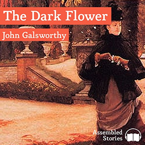 The Dark Flower audiobook cover art