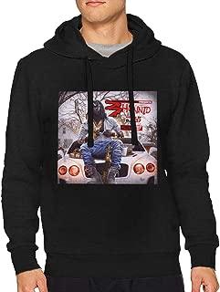Chief Keef Sports Men Hooded Sweatshirt Sweater Pullover Hoodie Black
