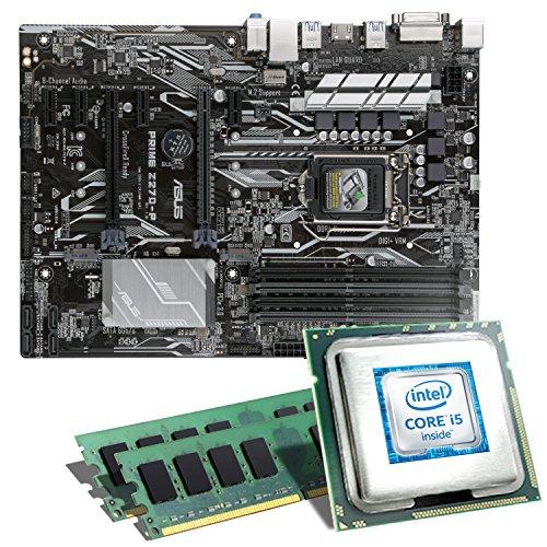 Placa base Bundles Asus Z170de K/Intel CPU Intel Core i5-6600K 16 GB...