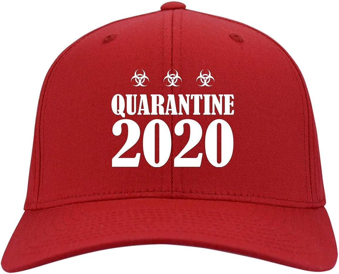 TeeWind お気に入 Quarantine 2020 新商品!新型 So-cial Dis-tancing Cap Twill - High-Pro